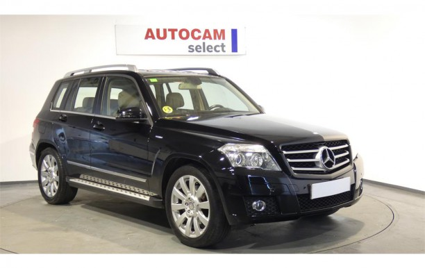 MERCEDES-BENZ Clase GLK 220 CDI 4M BE Executive