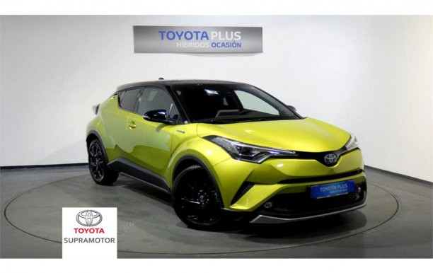 TOYOTA C-HR 1.8 125H Limited Edition