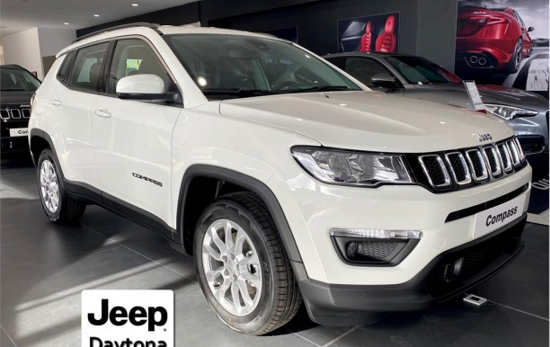 JEEP Compass 1.3 Gse T4 96kW (130CV) Longitude MT FWD