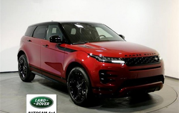 LAND ROVER Range Rover Evoque 2.0 D150 R-Dynamic S AUTO 4WD MHEV