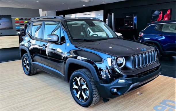 JEEP Renegade Trailhawk 1.3 PHEV 177kW (240CV) AT AWD