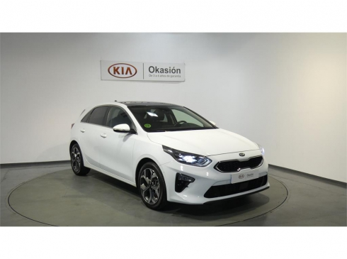 KIA CEED 1.6 CRDI 136CV LUNCH EDITION