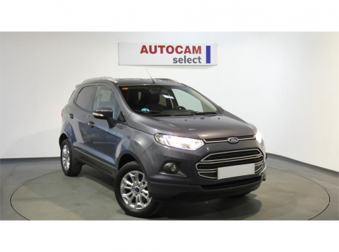 FORD EcoSport 1.00 EcoBoost Trend 125