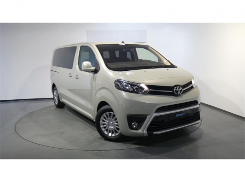 TOYOTA Proace Verso 2.0D 150CV SHUTTLE + PACK ACTIVE L2