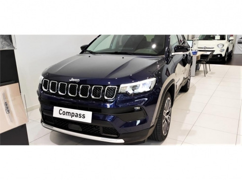 JEEP Compass 1.3 Gse T4 96kW (130CV) Limited MT FWD